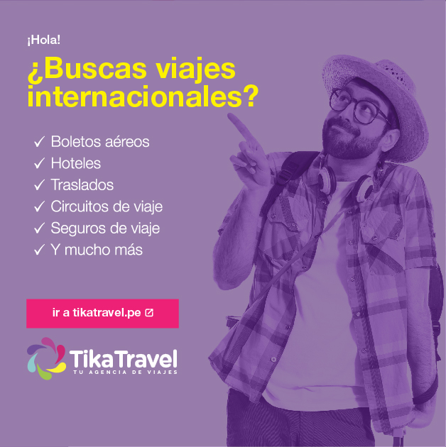 Vamos a Tika Travel